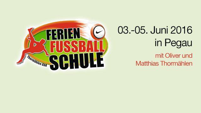 Logo der FFS Ferienfussballschule